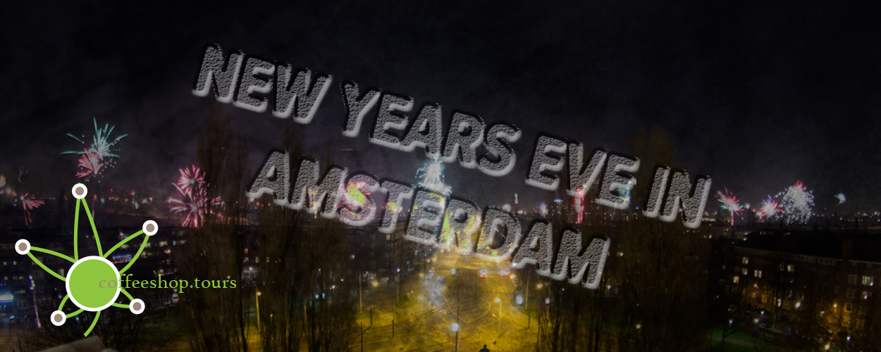 New Years Eve in Amsterdam 2016
