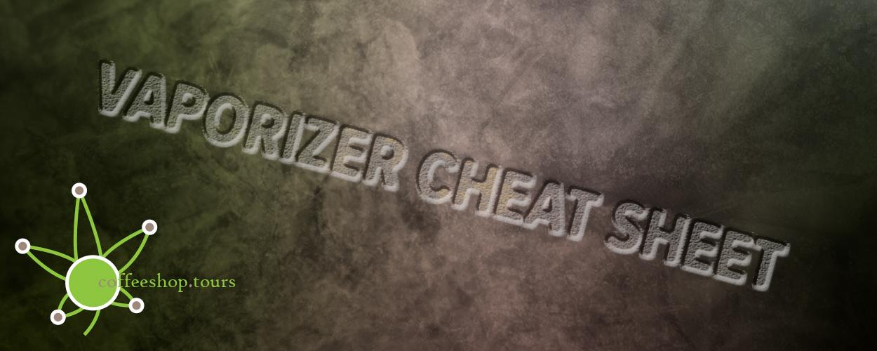 Vaporizer Cheat Sheet Featured