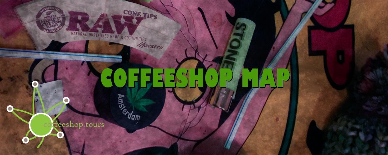 Coffeeshop Map