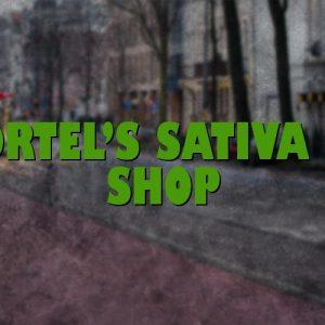 Willie Wortel's Sativa Cannabis Shop