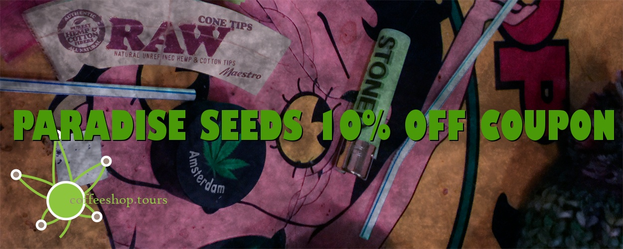 Paradise Seeds 10% Off Coupon